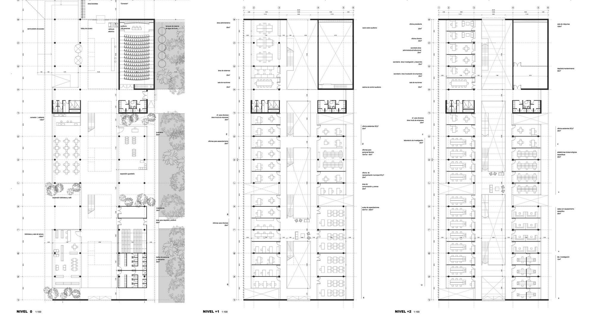 PTLM - 03 edificio cabecera 3 niveles